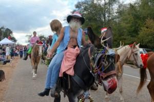 redneck christmas parade