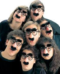 Groucho-disguise-group