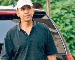 Obama limping away