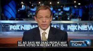 Dead voters news report