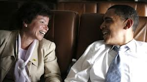Jarrett and Obama