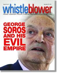 George Soros + Whistleblower mag