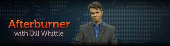 Afterburner with Bill Whittle