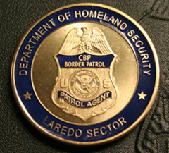 border patrol laredo_coin