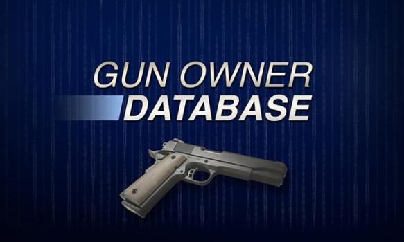 gun owner database