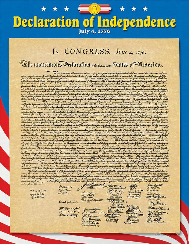 declaration of independece
