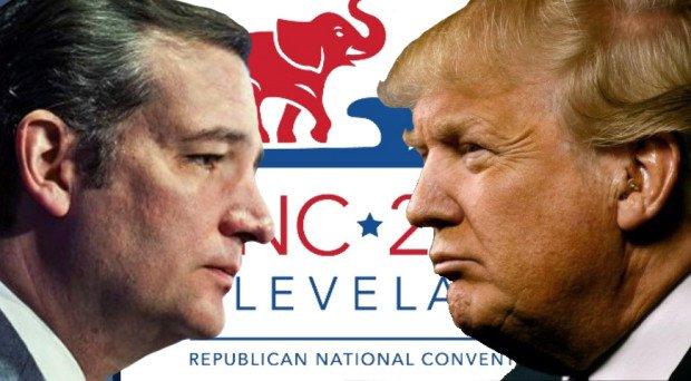 Trump-Cruz-Cleveland