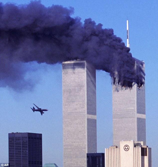 9-11 plane