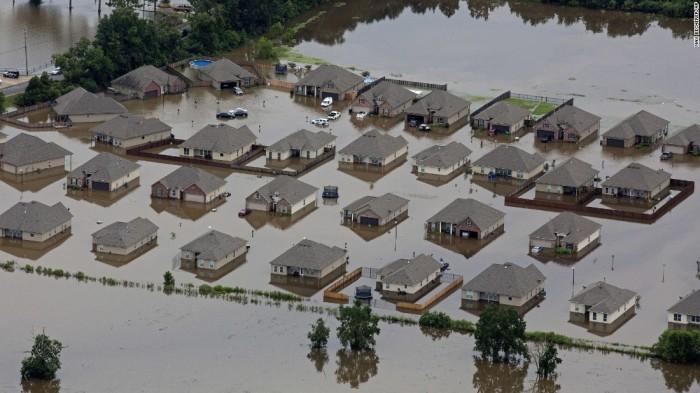 Flooding in Hammond