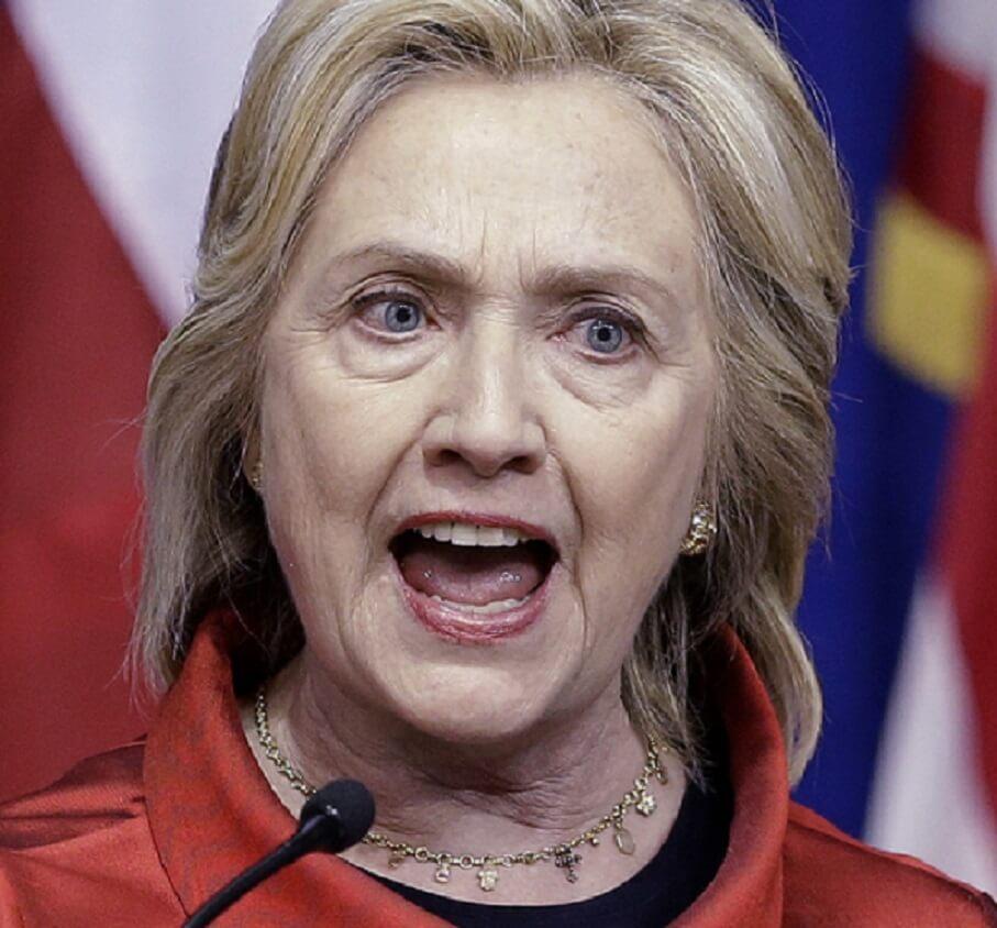 Miss Congeniality (Hillary Clinton) Explodes (again