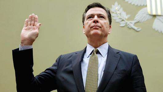 james-comey-being-sworn-in