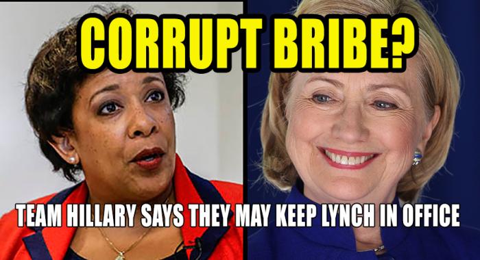 loretta-lynch-hillary-clinton-bribe