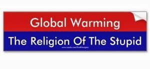 GlobalWarmingStupidReligion