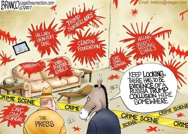 Scandal-of-Democrats